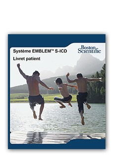 S-ICD Patient Handbook French
